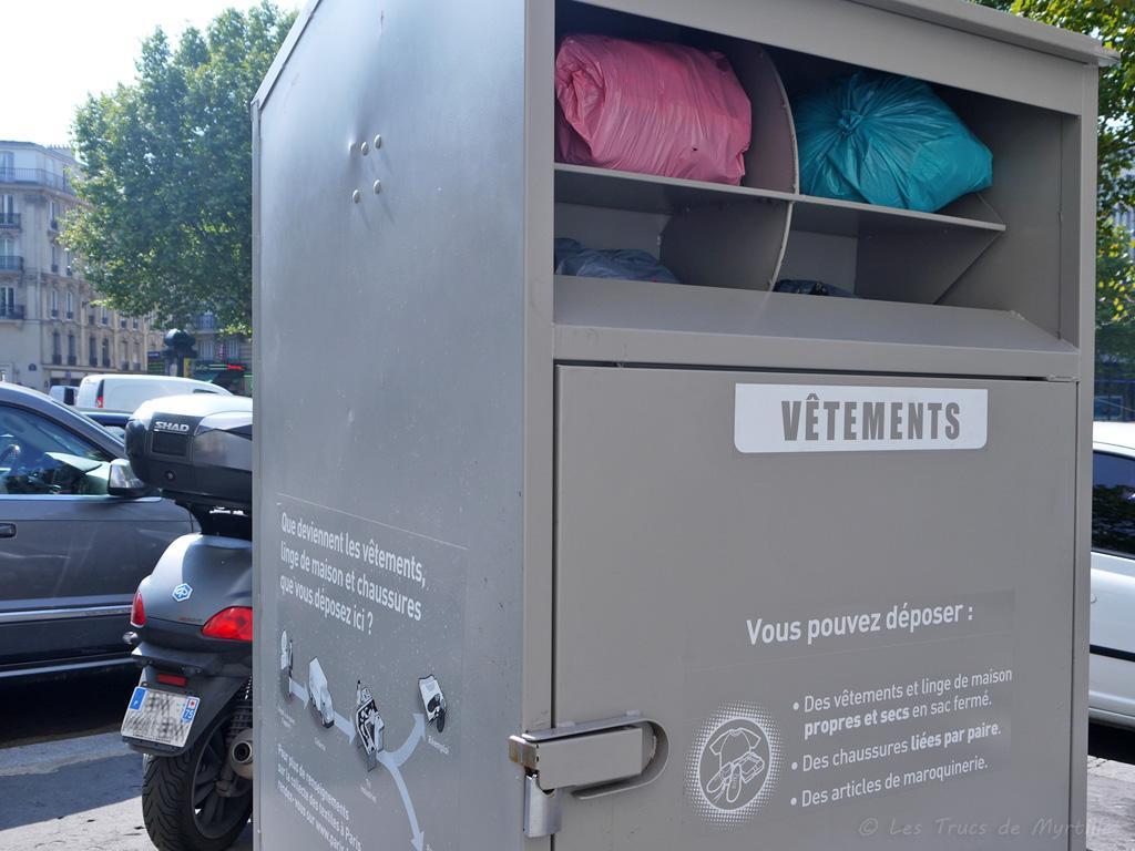 Fabricant piece conteneur recyclage vetement for Fabricant conteneur