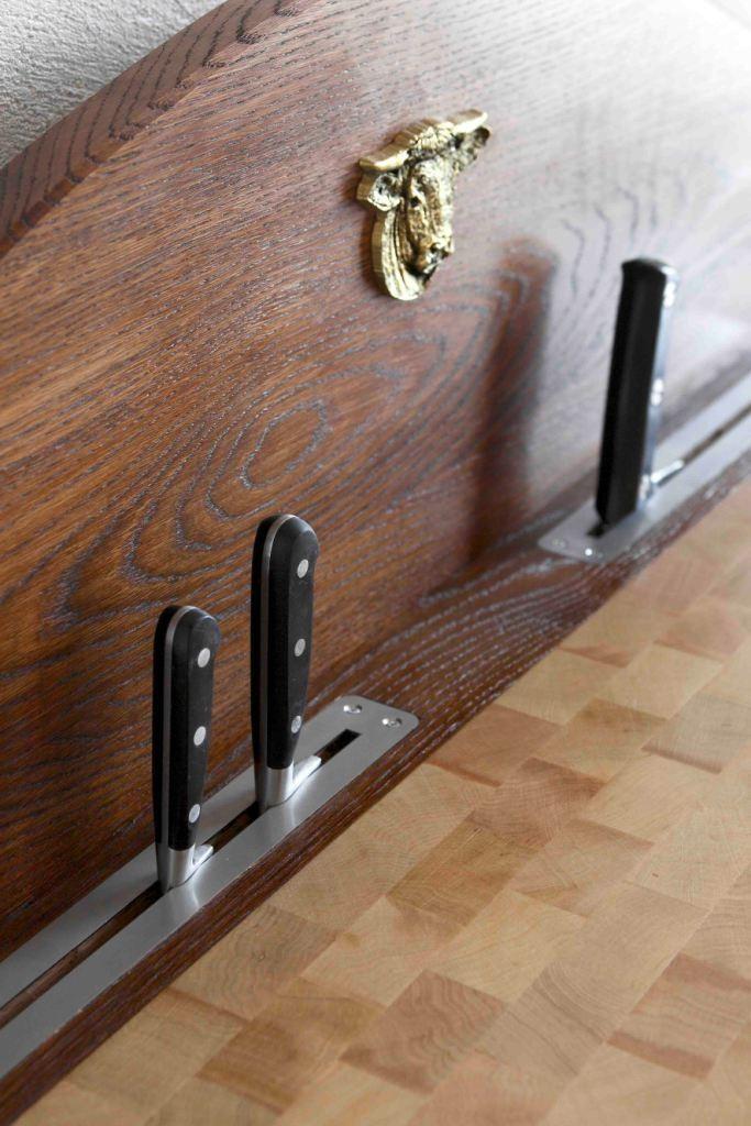 porte couteau pour billot usinage de pi ces. Black Bedroom Furniture Sets. Home Design Ideas