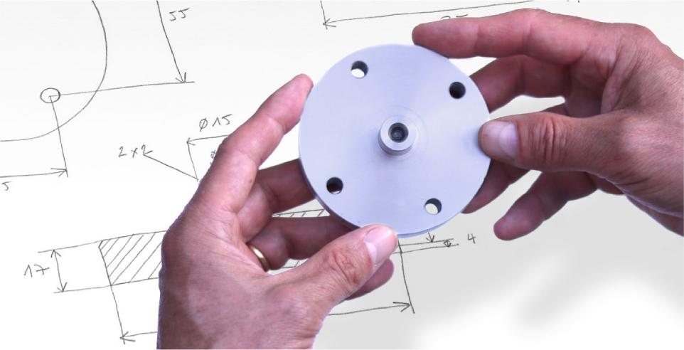 fabrication de pièces sur mesure
