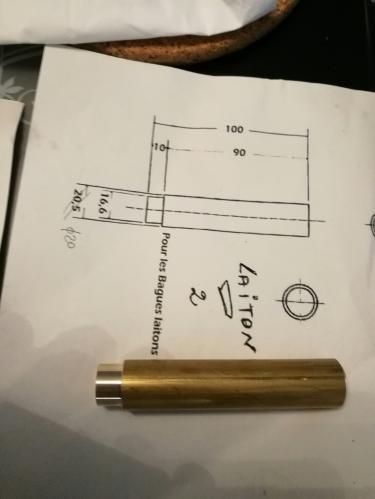 Outils pour demontage pivots 2cv