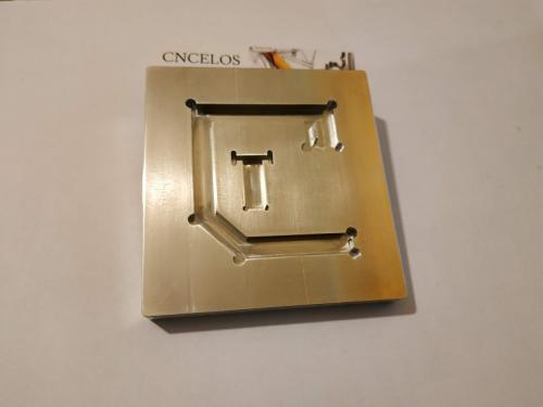 Gabarit pour brasure - Aluminium