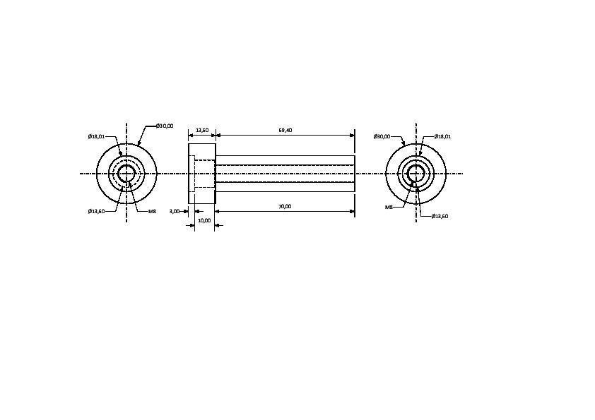 Support clignotant-rétroviseur moto