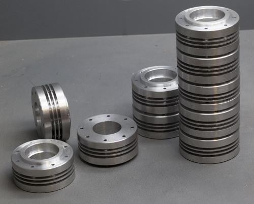 Dissipateur en aluminium